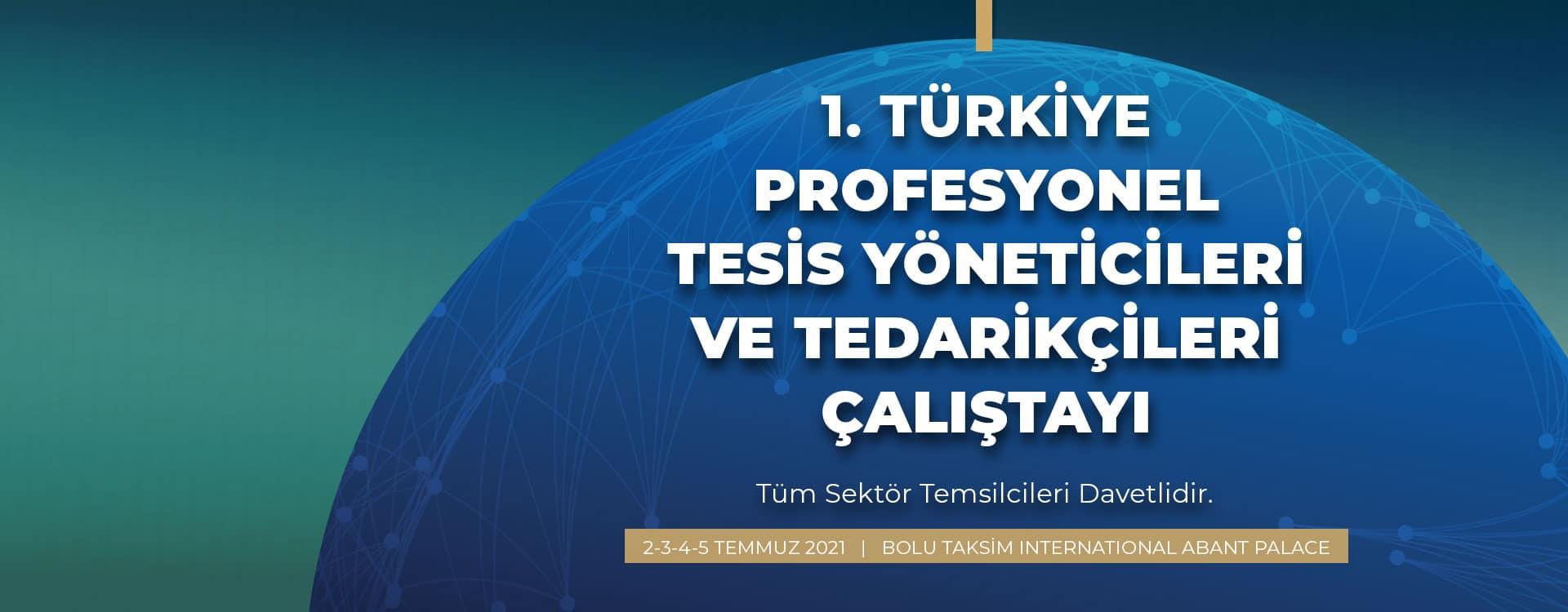 PTYD 1. çalıştayı